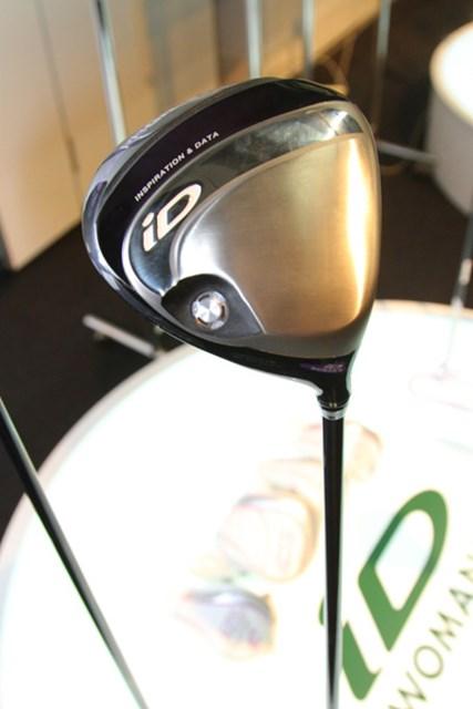 2011年 PRGR新製品発表会 iD ドライバー