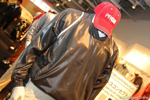 2011年 PRGR新製品発表会 ウェア