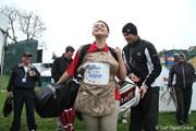 2011年 ノーザントラストオープン プロアマ日 パドレイグ・ハリントン