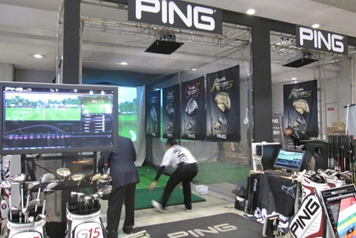 PINGゴルフといえば、それぞれの体格に合わせたフィッティングが売り 女性急増でファッションショーを開催!第45回ジャパンゴルフフェアが開幕 NO.5
