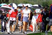 2011年 ホンダ LPGAタイランド 2日目 ミッシェル・ウィ