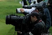2011年 ノーザントラストオープン 2日目 カメラマン