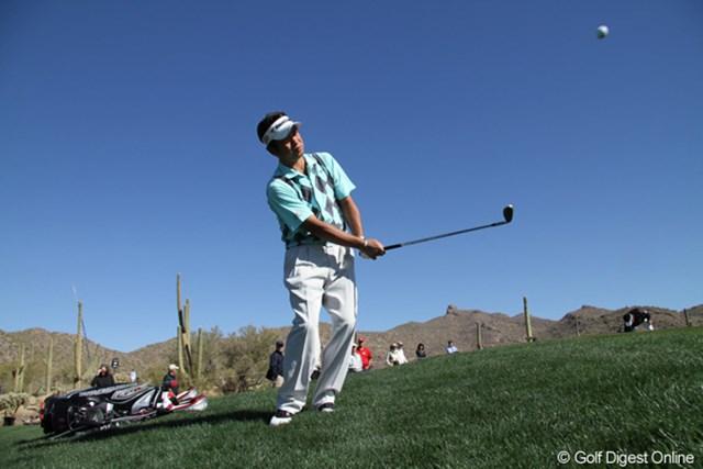 2011年 WGCアクセンチュアマッチプレー選手権 池田勇太 粘り強いゴルフで1回戦突破を狙う池田勇太