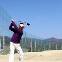 日本ツアーとアジアンツアーをかけ持つ久保谷健一。どちらに出場するか、難しい選択を迫られる週が続きそうだ 2011年 アキラプロダクツ クラブテスト 久保谷健一