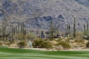 2011年 WGCアクセンチュアマッチプレー選手権 初日 砂漠のコース