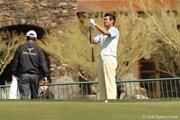 2011年 WGC アクセンチュアマッチプレー選手権 2日目 池田勇太