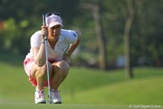 2011年 HSBC女子チャンピオンズ 2日目 モーガン・プレッセル