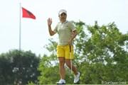 2011年 HSBC女子チャンピオンズ 3日目 宮里美香