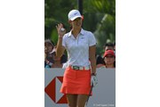 2011年 HSBC女子チャンピオンズ 3日目 ミッシェル・ウィ
