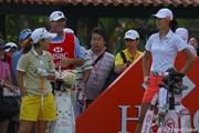 2011年 HSBC女子チャンピオンズ 3日目 宮里美香&ミッシェル・ウィ