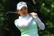2011年 HSBC女子チャンピオンズ 3日目 有村智恵