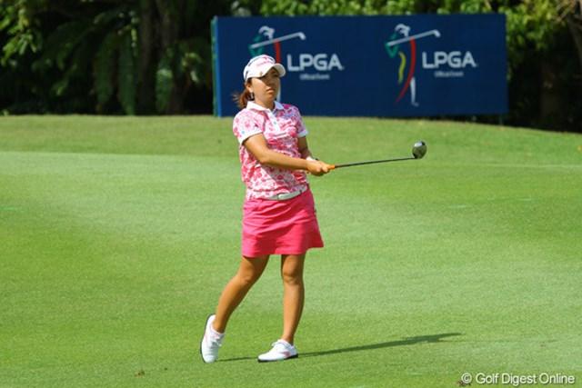 宮里美香は次週、地元・沖縄で攻めるゴルフを見せたい