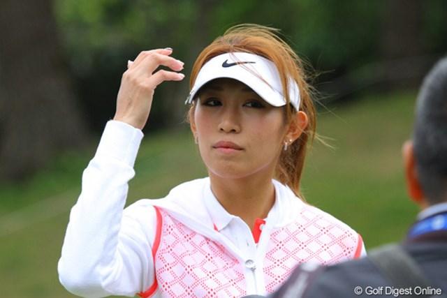 このオフは充実した練習が出来たと話した金田久美子、「今年は成績残します!」