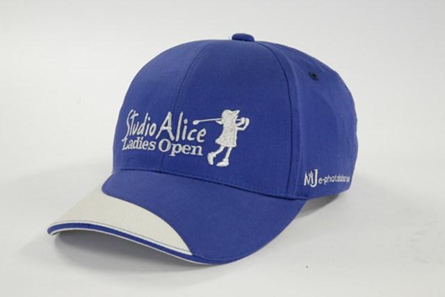 2011年 スタジオアリス女子オープン 大会オリジナルキャップ