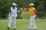2011年 ダイキンオーキッドレディスゴルフトーナメント 2日目 茂木宏美
