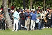 2011年 ダイキンオーキッドレディスゴルフトーナメント 2日目 パク・ヒヨン