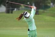 2011年 ダイキンオーキッドレディスゴルフトーナメント 2日目 有村智恵
