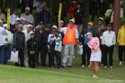 2011年 ダイキンオーキッドレディスゴルフトーナメント 2日目 諸見里しのぶ