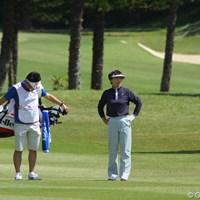 僅かに1打及ばず予選通過はならなかった森口祐子 2011年 ダイキンオーキッドレディスゴルフトーナメント 2日目 森口祐子
