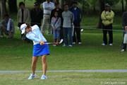 2011年 ダイキンオーキッドレディスゴルフトーナメント 最終日 諸見里しのぶ