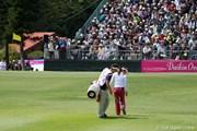 2011年 ダイキンオーキッドレディスゴルフトーナメント 最終日 有村智恵