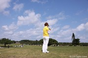 2011年 ダイキンオーキッドレディスゴルフトーナメント 最終日 森田理香子