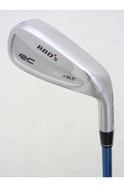 ツアーADシャフトを打ってみたいゴルファーは「ロイヤルコレクション BBD'S 504i」