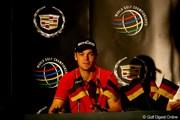 2011年 WGC キャデラック選手権 練習日 マーティン・カイマー