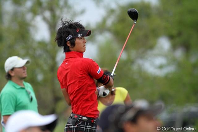 石川遼 2011年 WGCキャデラック選手権 初日 嵐の後の静けさがコースを包む中、石川遼が爆発!
