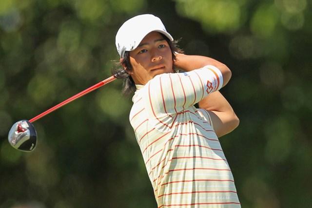2011年 WGC キャデラック選手権 2日目 石川遼 スコアを伸ばしたが19位タイに後退した石川遼(Mike Ehrmann/Getty Images)