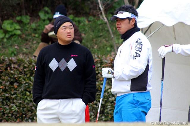 小田孔明、甲斐慎太郎ら多くのツアープレーヤーが出場した