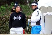 2011年 東急大分オープンゴルフトーナメント 小田孔明&甲斐慎太郎