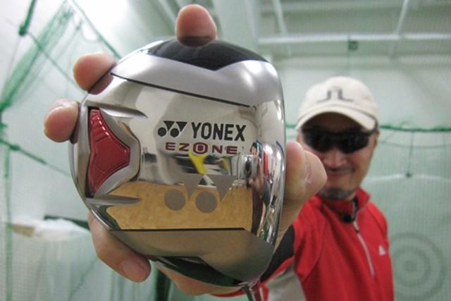 「ヨネックス EZONE タイプ 450 ドライバー」をマーク金井が試打検証