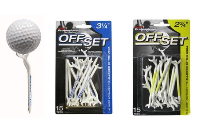 インパクトの衝撃をすべてボールへ!「PTS OFFSET Tee」を発売開始 画期的なオフセットティーが誕生「PTS OFFSET Tee」