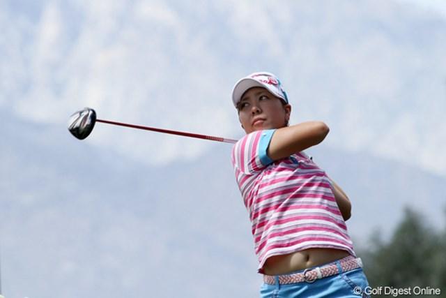 2011年 クラフトナビスコチャンピオンシップ 3日目 宮里美香 宮里美香は有村智恵と並び、通算4アンダーの6位タイに浮上!