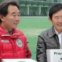 東尾理子の父・修さんと夫・石田純一も仲良くチャリティイベントに参加 2011年 ホットニュース 東尾修 石田純一