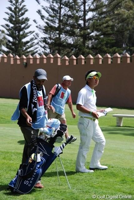 常にピンを狙っていく攻めのゴルフが得意