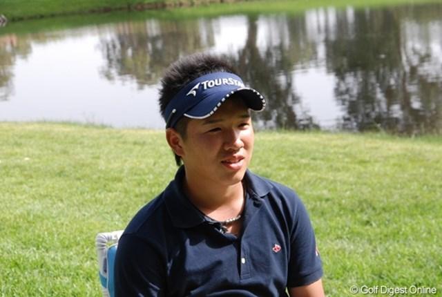 将来が楽しみなスーパー15歳、伊藤誠道