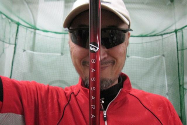 マーク金井が「三菱レイヨン バサラ Wシリーズ」を試打検証