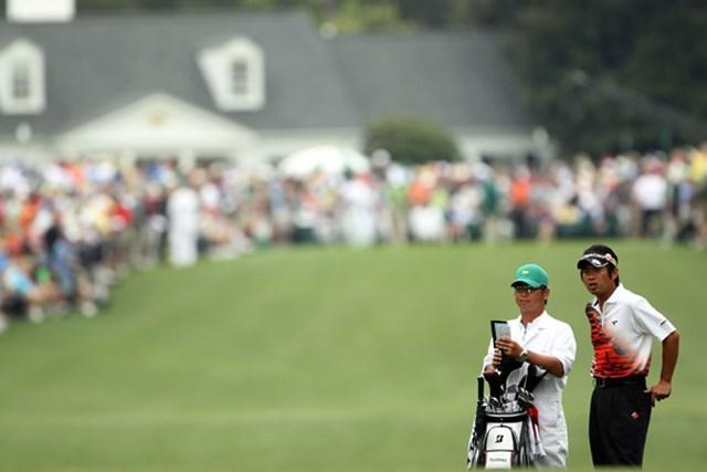 2年連続での予選通過を狙った池田勇太はスコアを伸ばせず2日間で姿を消すことに(Jamie Squire/Getty Images)