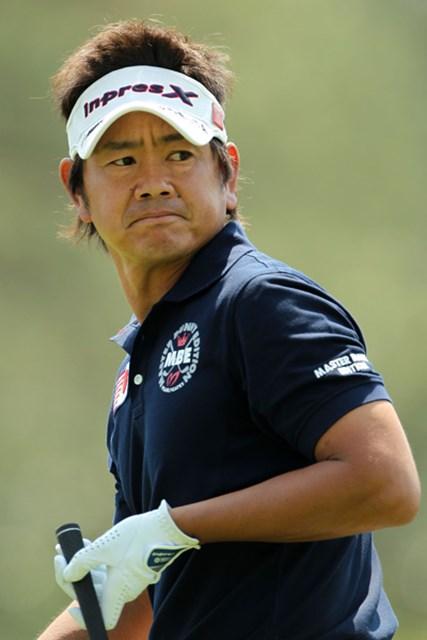 41歳にして初出場を果たした藤田寛之は残念ながら予選落ちとなったが、またこの舞台に戻ってくることを期待する(Jamie Squire/Getty Images)
