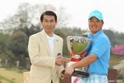2011年 東建ホームメイトカップ 事前 小田孔明