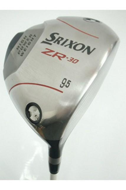 中古ギア情報 中古ギアで楽しむ「2011マスターズ」 NO.1 松山英樹が愛用する 小振りドライバー「ダンロップ スリクソン ZR30 ドライバー」