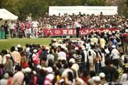 2011年 東建ホームメイトカップ 2日目 石川遼 10番ホール