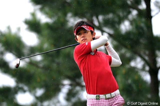 2011年 つるやオープンゴルフトーナメント 2日目 近藤共弘 近藤共弘はバーディ量産で一気に単独トップへ!