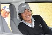 2011年 つるやオープンゴルフトーナメント 3日目 矢野東、小田孔明