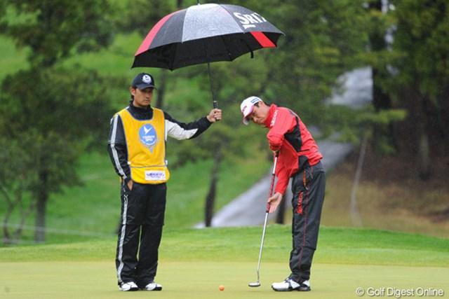 2011年 つるやオープンゴルフトーナメント 3日目 兼本貴司 ベテランらしく淡々としたプレーで2桁アンダーまで伸ばしたぞ!