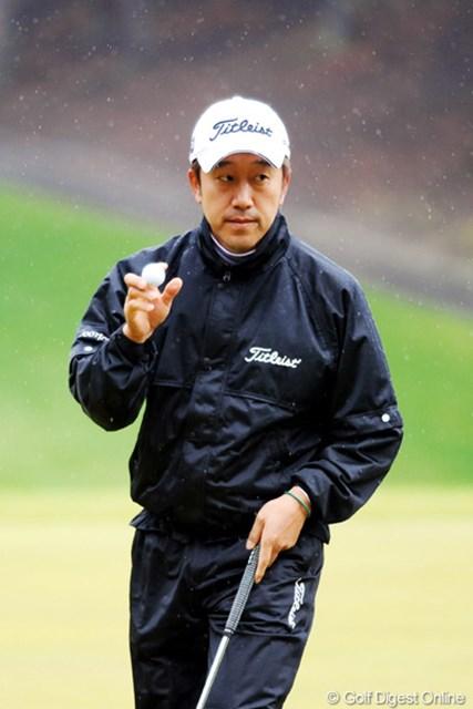 2011年 つるやオープンゴルフトーナメント 3日目 S.K.ホ さすがはホストプロ!着実にスコアを伸ばして順位を上げてまいりました!