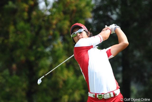 2011年 つるやオープンゴルフトーナメント 最終日 石川遼 今季毎試合の目標としている優勝争いとはいかなかったが、力の底上げを感じさせる石川遼