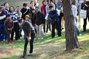 2011年 つるやオープンゴルフトーナメント 最終日 矢野東